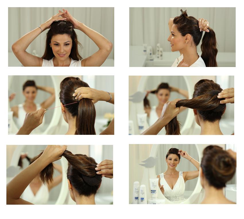 Cum Să ţi Prinzi Părul într Un Coc Elegant à La Oana Cuzino