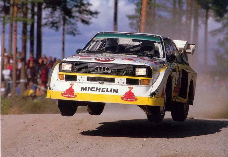 Audi QuattroS1