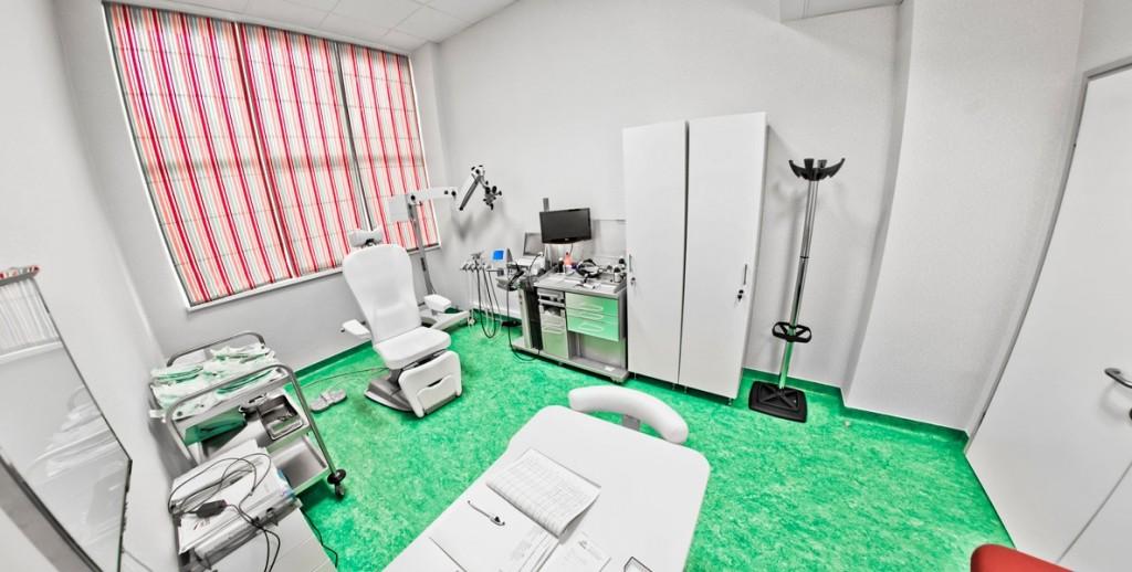 Cabinet consultatii ORL la Spitalul Sf Constantin din Brasov