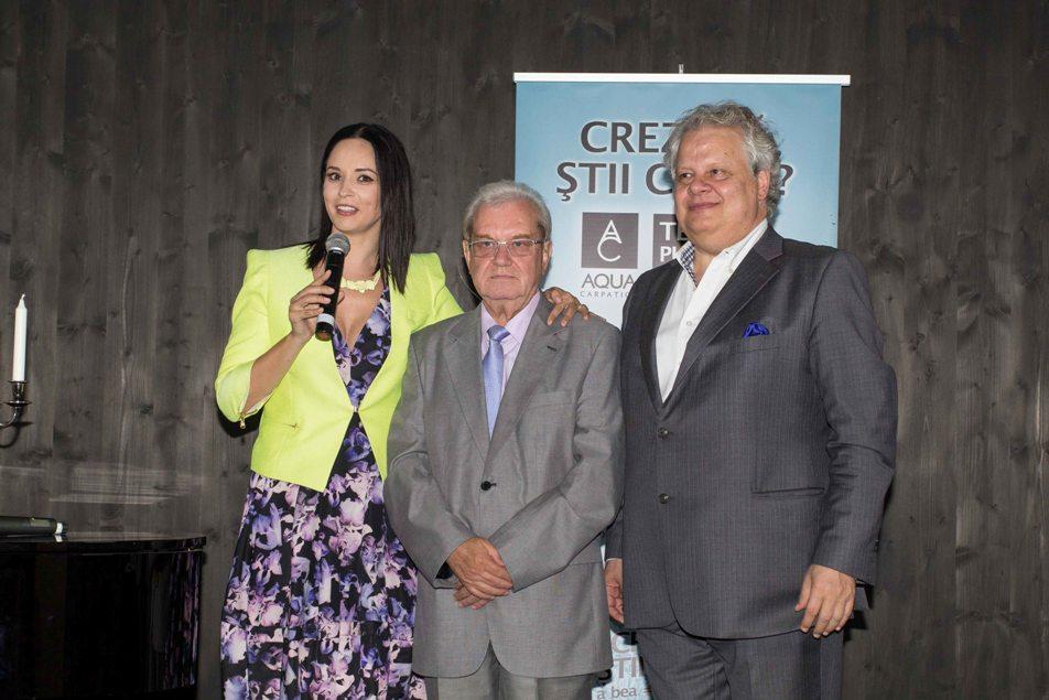 Andreea Marin, dr. Menci, Jean Valvis