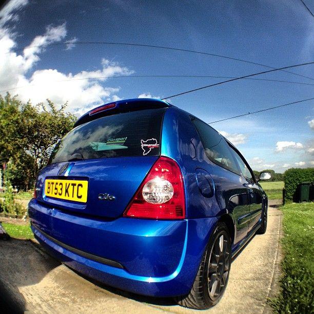 Clio RS 182 (2)