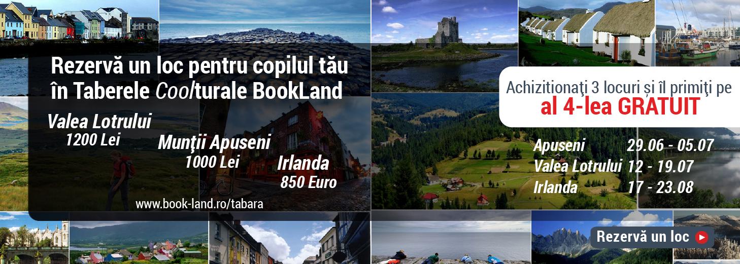 Tabara Coolturala Bookland