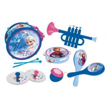 Set 6 instrumente muzicale Disney Frozen