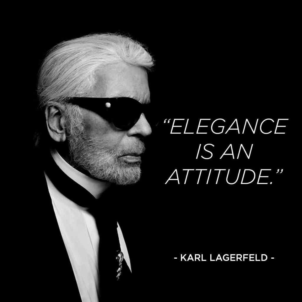 Karl Lagerfeld - Casa Chanel