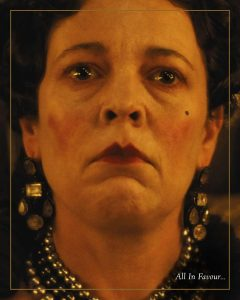 Olivia Coleman - The Favourite
