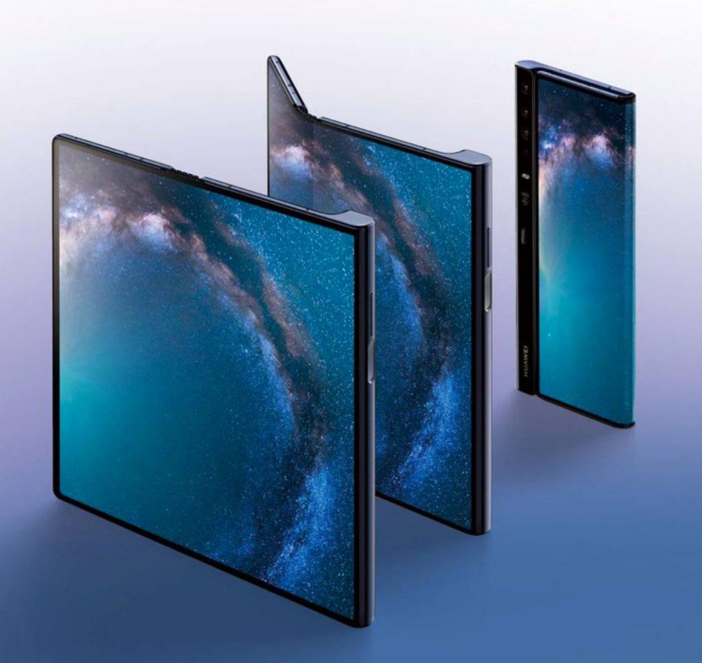 Telefon pliabil Huawei Mate X