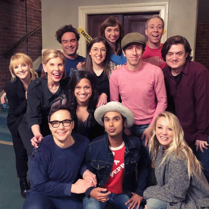 The Big Bang Theory a ajuns la final