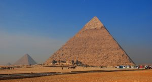 Autoritățile din Egipt permit accesul în două piramide, pentru prima dată după anul 1965.