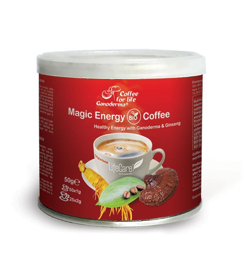 Un mic dejun sănătos - Magic Energy eco coffee
