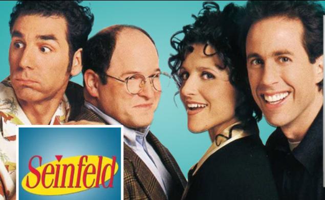 Seinfeld va fi disponibil pe Netflix, incepand din 2021