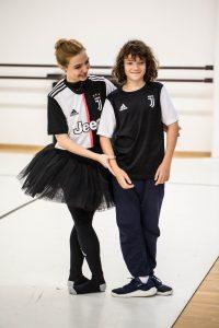 Alice Minoiu - balerină la Opera Nationala Bucuresti