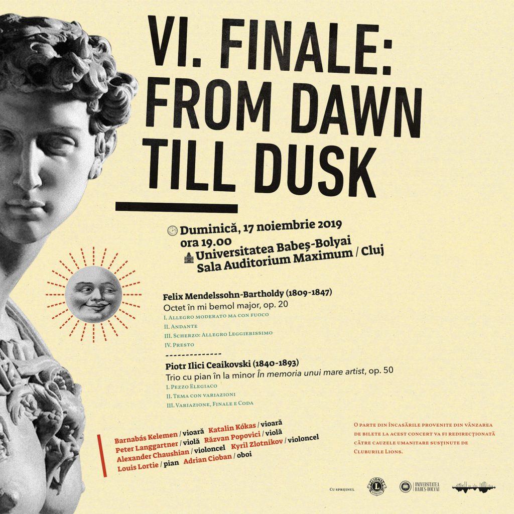 Festivalul SoNoRo ajunge la Cluj-Napoca
