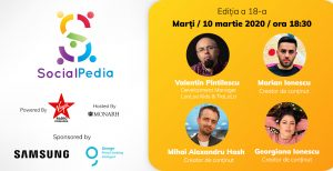 SocialPedia 18 - despre Video marketing