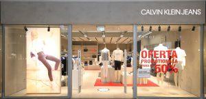 S-a deschis primul magazin Calvin Klein Jeans din România
