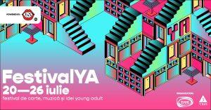 Cărturești organizează FestivalYA - primul festival online de idei și literatură Young Adult
