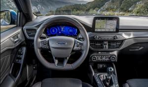 Ford renunta la motoarele pe benzina pentru Mondeo