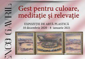 Expoziție personală Gavril Mocenco la Artoteca BMB
