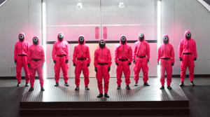 Squid Game cel mai popular serial Netflix la debut
